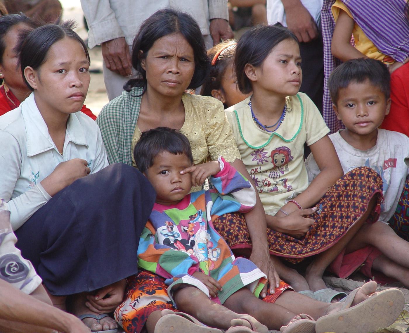 Cambodia Person